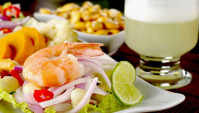 Resultado de imagen para turismo peru gastronomia